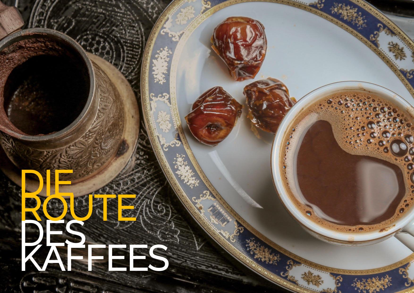 Konzertprogramm: Die Route Des Kaffees